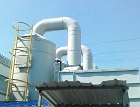 喷淋废气水洗涤塔